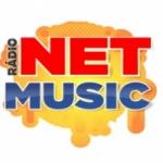 Logo da emissora Web Rádio Net Music