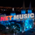 Logo da emissora Rádio Net Music