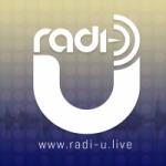 Logo da emissora Radi-U