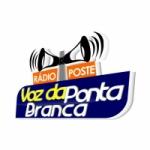 Logo da emissora Rádio Voz da Ponta Branca