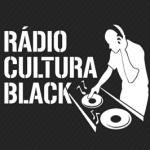 Logo da emissora Rádio Cultura Black