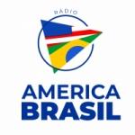 Logo da emissora Rádio América Brasil