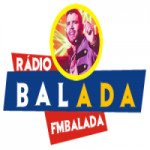 Logo da emissora Rádio Balada