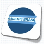 Logo da emissora Rádio PE Brasil