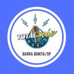 Logo da emissora Rádio Total Mix