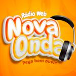 Logo da emissora Rádio Nova Onda DF