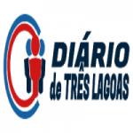 Logo da emissora Rádio Diário de Três Lagoas