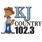 Logo da emissora Radio WKJT KJ Country 102.3 FM