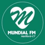 Logo da emissora Radio Mundial FM