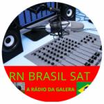 Logo da emissora Rádio RN Brasil Sat