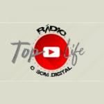 Logo da emissora Rádio Top Life