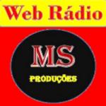Logo da emissora Web Rádio MS Produções