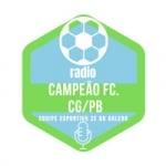 Logo da emissora Rádio Web Campeão FC
