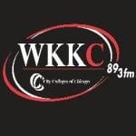 Logo da emissora Radio WKKC 89.3 FM
