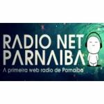 Logo da emissora Rádio Net Parnaíba