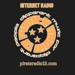 Logo da emissora Pirate Radio 13