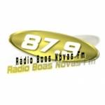 Logo da emissora Rádio Boas Novas 87.9 FM