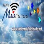 Logo da emissora Rádio Mais Fidelidade