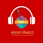 Logo da emissora Rádio Pânico - Rock