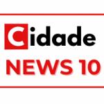 Logo da emissora Rádio Cidade News 10