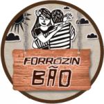 Logo da emissora Rádio Forrozin Bão