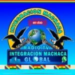 Logo da emissora Radio Integracion Machaca