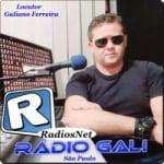 Logo da emissora Rádio Gali