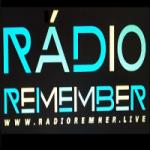 Logo da emissora Rádio Remember