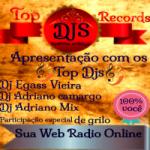 Logo da emissora Rádio Top Djs Records