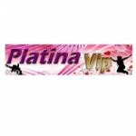 Logo da emissora Platina Vip