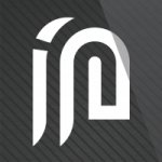 Logo da emissora Rádio IN