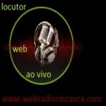 Logo da emissora Web Rádio Rio Casca
