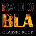 Logo da emissora Rádio Bla Rock