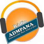 Logo da emissora Rádio Admpana