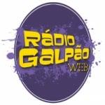 Logo da emissora Rádio Galpão Web