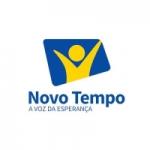 Logo da emissora Rádio Novo Tempo 101.3 FM