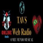 Logo da emissora Tavs Web Rádio