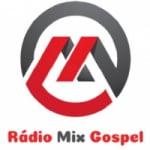 Logo da emissora Rádio Mix Gospel