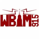 Logo da emissora Radio WBIM 91.5 FM
