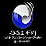 Logo da emissora Web Rádio Nova Onda 93 FM