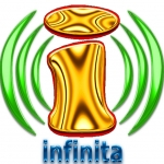 Logo da emissora Rádio Infinita FM