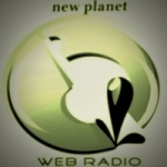 Logo da emissora New Planet Web Rádio
