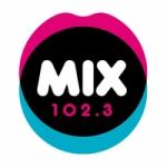 Logo da emissora Radio Mix 102.3 FM