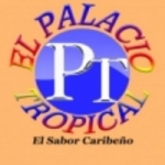 Logo da emissora Radio El Palacio Tropical