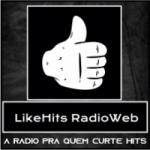 Logo da emissora Like Hits Rádio Web