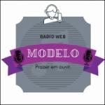 Logo da emissora Rádio Web Modelo