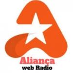 Logo da emissora Rádio Aliança Web