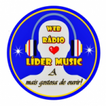 Logo da emissora Web Rádio Líder Music