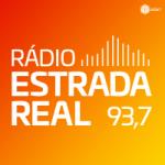Logo da emissora Rádio Estrada Real 93.7 FM