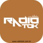 Logo da emissora Rádio Tok
